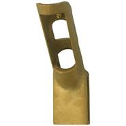 1in Electric Way Cast Bronze Bracket