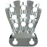 3 Finger Stamped Steel Bracket