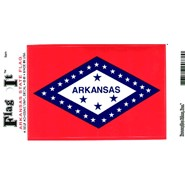 Arkansas Decal 3.5x5in