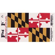 Maryland Decal 3.5x5in