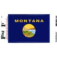 Montana Decal 3.5x5in
