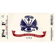 Army Flag Decal 3.5x5in