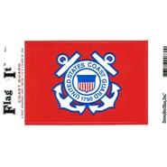 Coast Guard Decal 3.5x5in