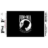 POW-MIA Decal 3.5x5in