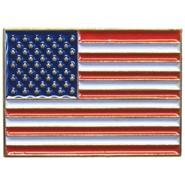 U.S. Flag Rectangle Pin
