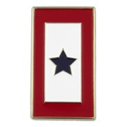 Blue Star Service Pin
