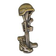 Battle Cross Pin
