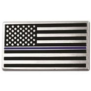 Thin Blue Line U.S. Pin