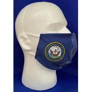 Navy Face Mask 1