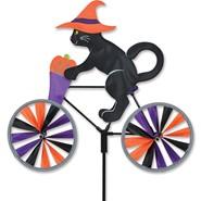 Halloween Cat Bike Spinner 20in