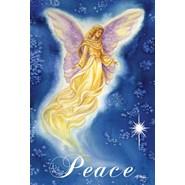 Angel Wings 12x18in Garden Flag