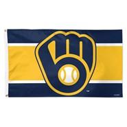 Milwaukee Brewers Dark 3x5ft Flag