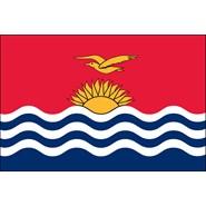 Kiribati Nylon Flag