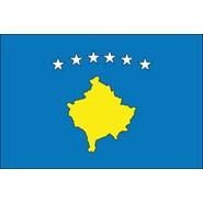 Kosova Nylon Flag