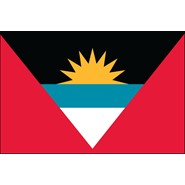 Antigua Barbuda Nylon Flag