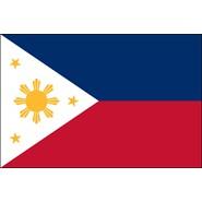Philippines Nylon Flag
