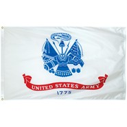 Army Polyester Flag