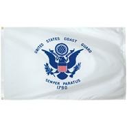 Coast Guard Polyester Flag