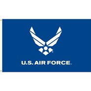 Air Force Wings 3x5ft Flag