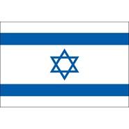 Israel Nylon Flag