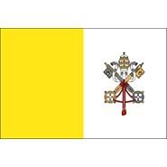 Papal Nylon Flag