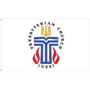 Presbyterian Nylon Flag
