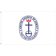 United Church of Christ Nylon Flag