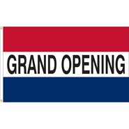 Grand Opening Real Estate Flag