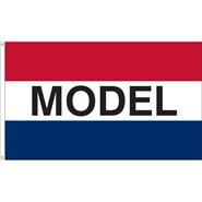 Model Real Estate Flag
