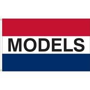 Models Real Estate Flag