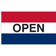 Open RWB Real Estate Flag