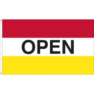 Open RWY Real Estate Flag