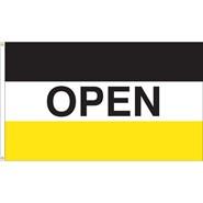 Open BWY Real Estate Flag