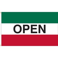 Open GWR Real Estate Flag