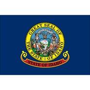 Idaho State Polyester Flag