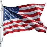 30x50ft U.S. Flag