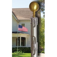 15ft Telescoping Flagpole